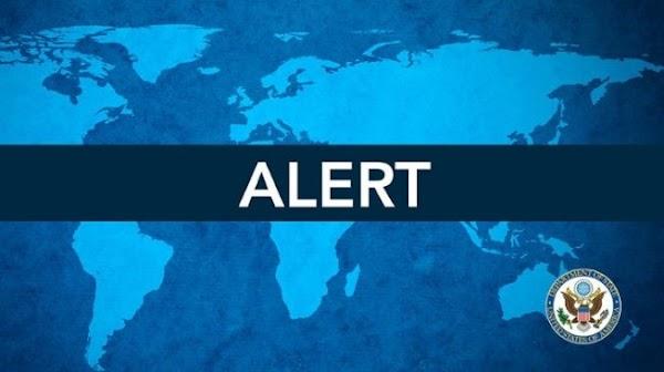 Alert! Warganegara AS di Bawah 21 Tahun Diminta Meninggalkan Indonesia