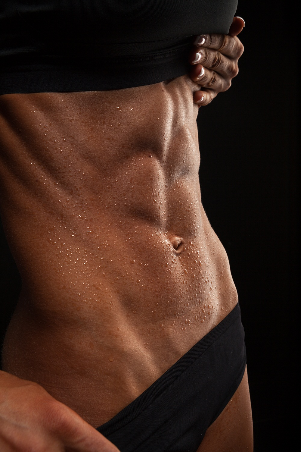 how to get a six pack step by step