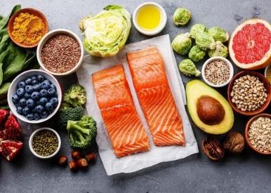Makanan Sehat Kolesterol
