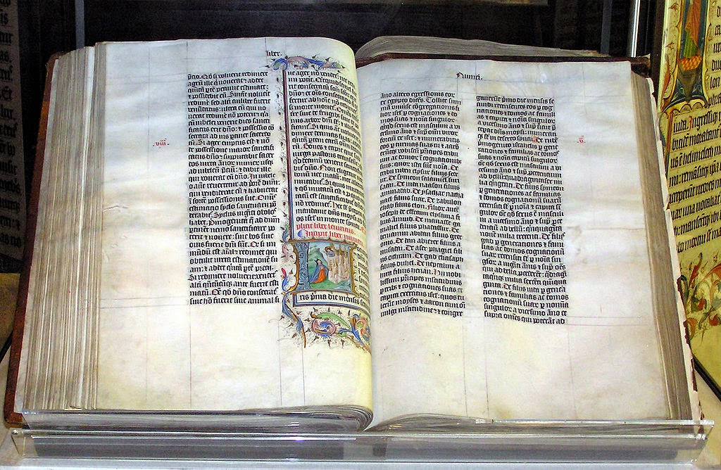 The Malmesbury Bible