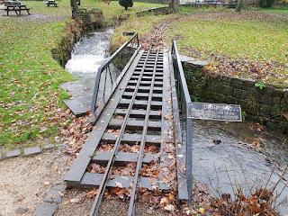 Shibden Park Miniature Railway in Halifax