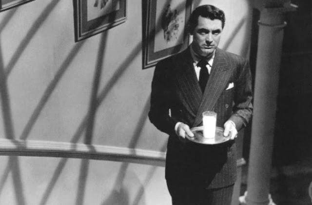 Cary Grant en 'Sospecha'