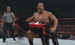 WWE / WWF - Unforgiven 1999 - Big Show puts a hurting on Kane
