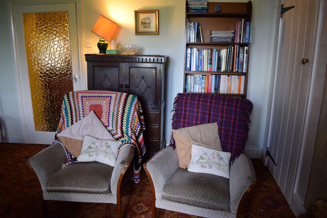 My first Air BnB Experience at Simonside Cottage in Rothbury