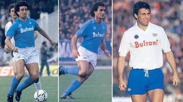 Football teams shirt and kits fan  Napoli 1986-87 Away kits 342e6586b