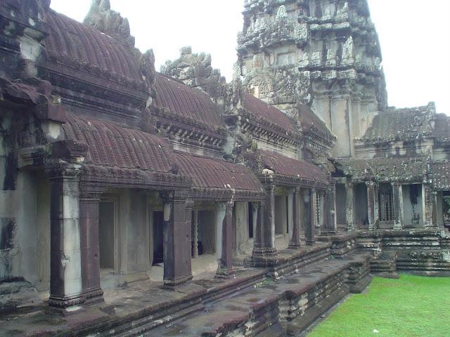 Temples d'Angkor (Cambodge)