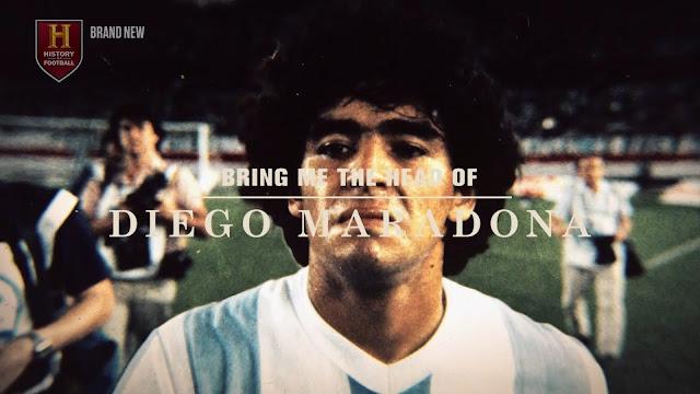 Bring Me The Head Of Diego Maradona