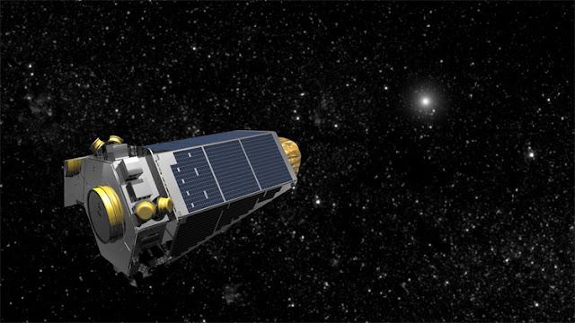 Kepler -telescopio espacial