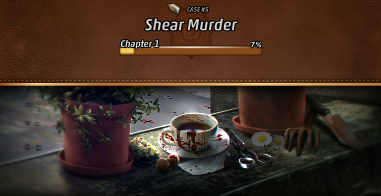 Mysteries Of The Past Case 5 Chapters The Killer