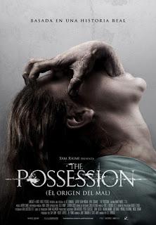 The Possession ha sido titulada en nuestro país como El Origen del Mal