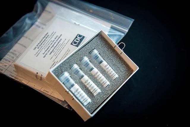 Τα κιτ δοκιμής για κορωναιό ήταν μολυσμένα σύμφωνα με ομοσπονδιακή έρευνα