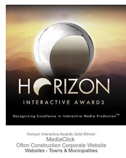 MediaClick, Horizon Interactive Awards'dan Ödülle Döndü
