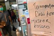 Berani mainkan harga masker siap-siap ditangkap