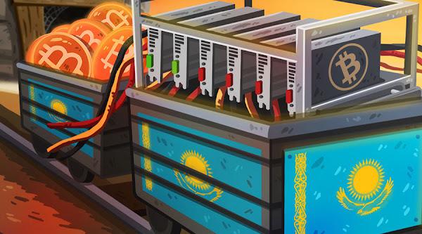 kazakistan bitcoin madenciliği operasyonlarını kapatmak zorunda kalabilir