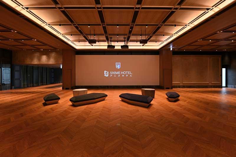 Kadokawa Akan Membuka 'EJ Anime Hotel' di Bulan Oktober