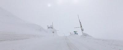 Border at Skagway AK