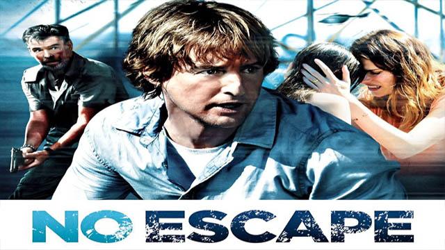 No Escape (2015) Hindi Dubbed Movie [ 720p + 1080p ] BluRay Download