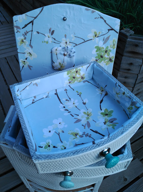 costurero, sewing box, boite couture, bricolaje, bricolage
