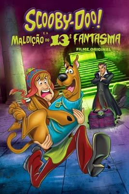 Scooby-Doo e a Maldição do 13° Fantasma Dual Áudio 2019 - FULL HD 1080p