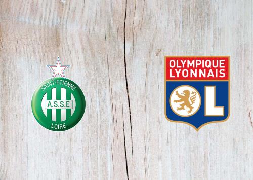 Saint-Etienne vs Olympique Lyonnais -Highlights 24 January 2021