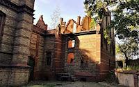 Ruiny kaplicy szpitalnej