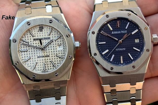 Những chiếc đồng hồ Audemars Piguet replica được làm giống tới 90%