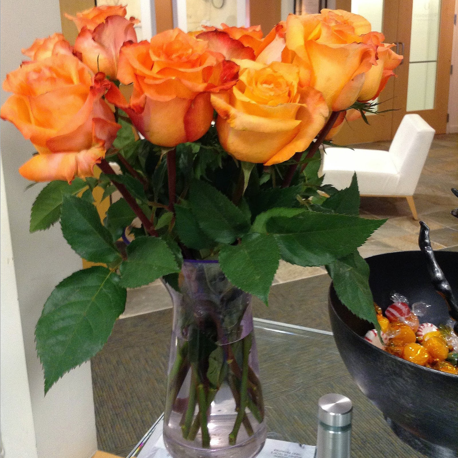 Dawn @TheBougs roses #BouqLove