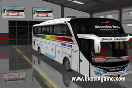 Mod OBB Scania K410 BUSSID v3.4.3 Support Mod