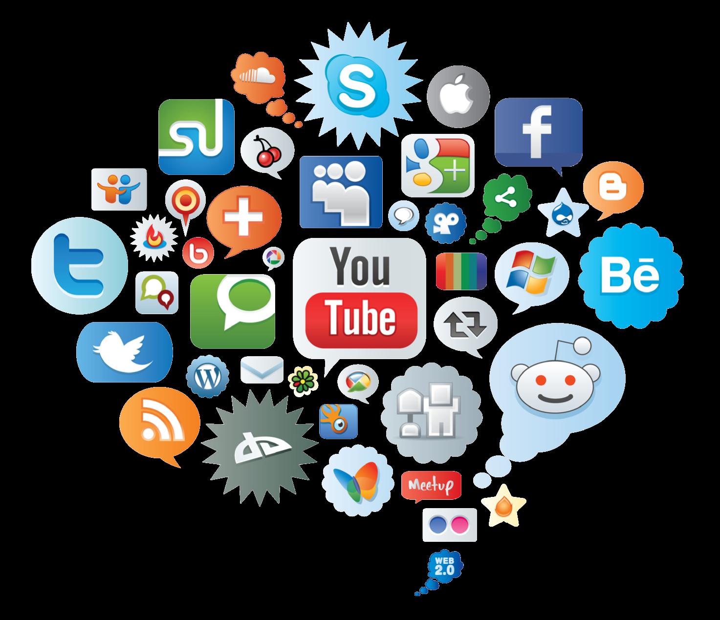 Redes sociales y foros donde publicar mi artículo