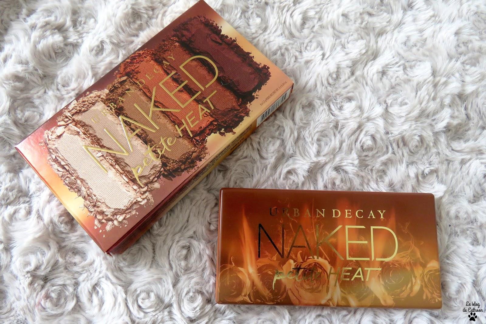 Naked Petite Heat - Urban Decay