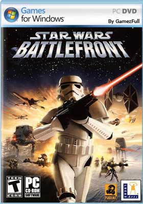 Star Wars Battlefront 2004 PC [Full] Español [MEGA]