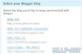 Cara Import Komentar Blogger ke Disqus