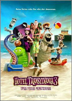 Hotel Transilvânia 3: Férias Monstruosas Dublado