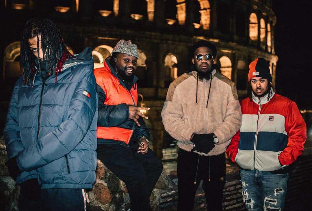 """Três semanas depois, Wet Bed Gang lança """"Backstage"""" com G-Son, Zara G, Kroa e Zizzy Jr"""