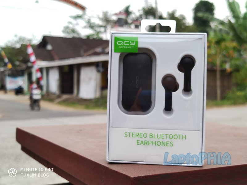 Review QCY T5