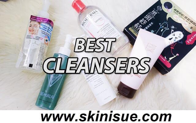 Cleanser for Dry Sensitive Skin