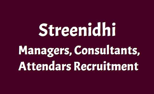 Streenidhi Managers, Consultants, Attenders