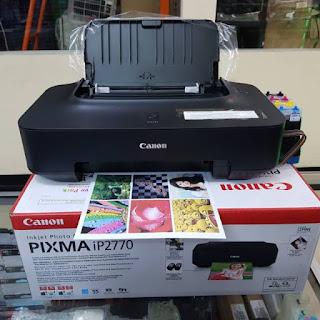 How to Reset Canon iP2770 Error 5B00: