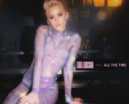 All the Time Guitar chords lyrics with Strumming Pattern | Zara Larsson