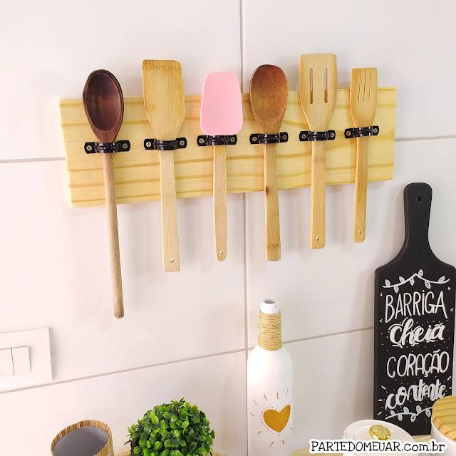 decoração de cozinha rustica