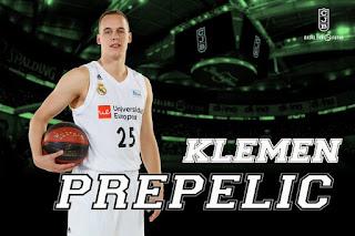 Oficial: Klemen Prepelic al Joventut