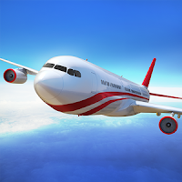 Flight Pilot Simulator 3D Free Infinite Money MOD APK