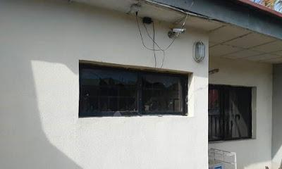 Gunmen Storm Federal Medical Centre In Kogi State, Spray Bullets (Photos)