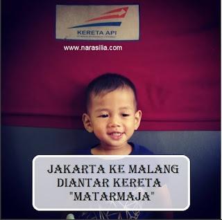 Jakarta Ke Malang Diantar Kereta Matarmaja