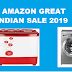 AMAZON GREAT INDIAN SALE 2019 WASHING MACHINE OFFER