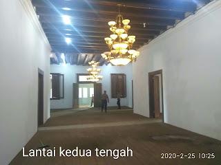 Ruang Utama lantai 2