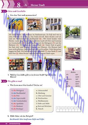 9. Sınıf Almanca A1.1 Ders Kitabı Cevapları Sayfa 82