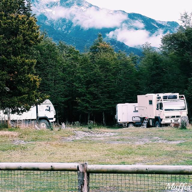 Cafetería La Nutria - Camping
