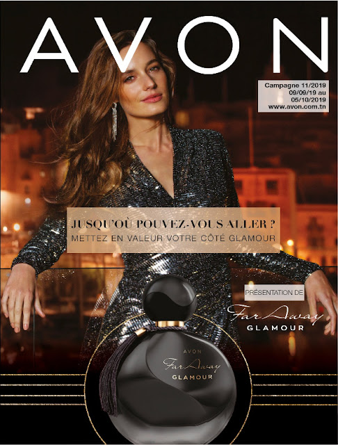 catalogue avon tunisie septembre octobre c11 - 2019