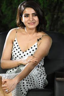 Samantha Rangasthalam Movie Interview Stills 09
